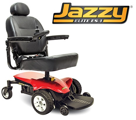 Jazzy select power wheelchair from pride mobility for Does medicare cover motorized wheelchairs